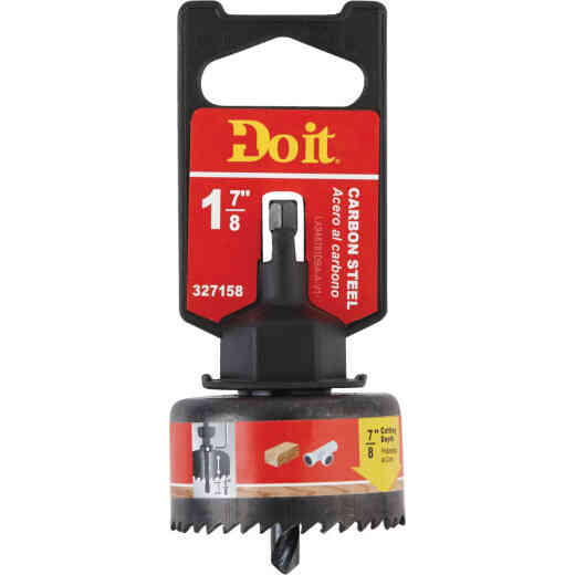 Do it 1-7/8 In. Carbon Steel Hole Saw with Mandrel