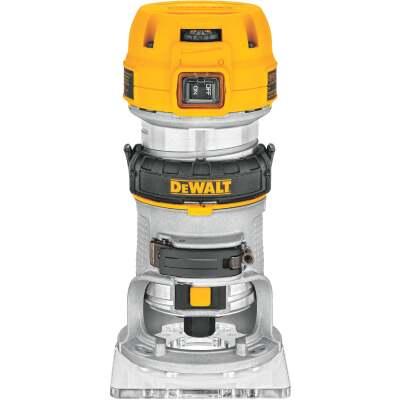 DeWalt 1-1/4 HP/7.0A 16,000 to 27,000 rpm Router