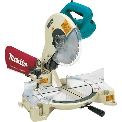 Makita 10 In. 15-Amp Compound Miter Saw