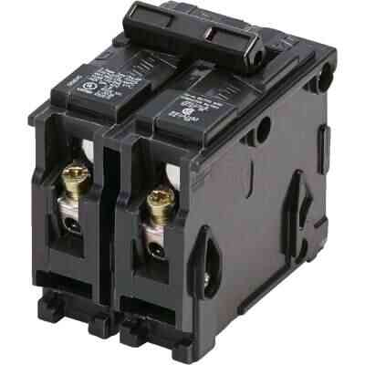 Connecticut Electric 20A Double-Pole Standard Trip Interchangeable Packaged Circuit Breaker