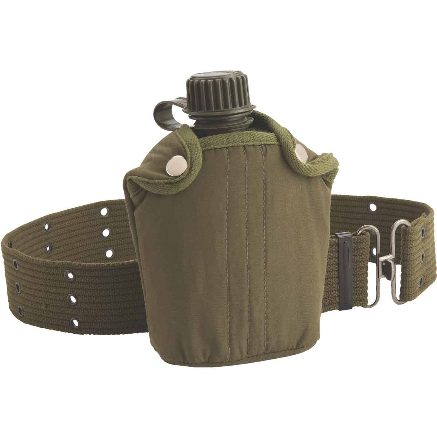 Coleman 28 Oz. Military Style Canteen Image 1