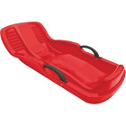 Flexible Flyer Winter Heat 100% Recycled Plastic 38 In. Snow Sled Image 1
